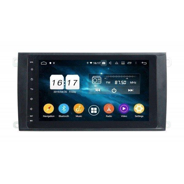 Radio GPS head unit Porsche Cayenne screen 9 Android TR3454