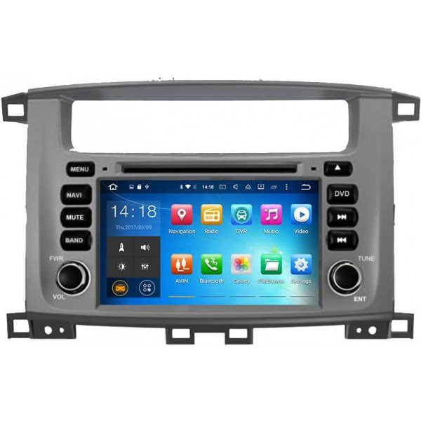 GPS Land Cruiser 100