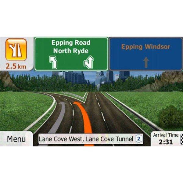 GPS Land Cruiser 100