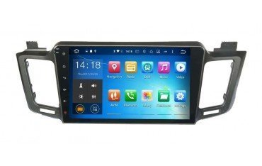 Radio navegador Toyota RAV4 GPS 10,1 pulgadas ANDROID TR1907