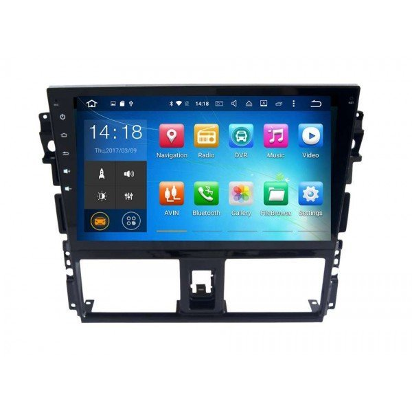 GPS TOYOTA VIOS ANDROID