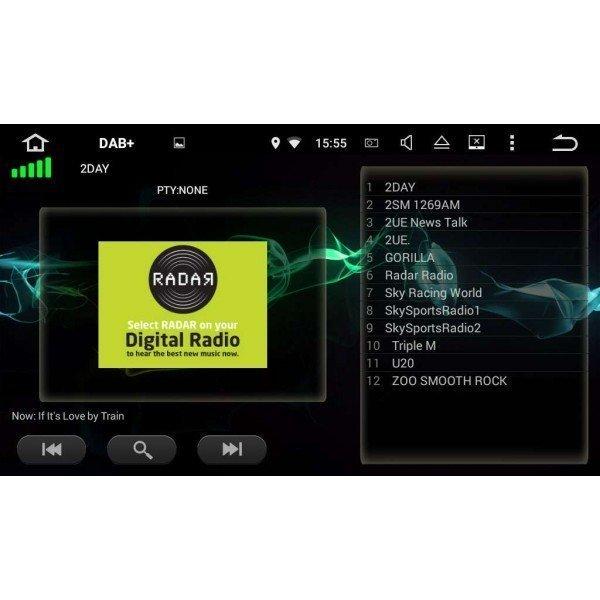 Fiat Bravo Android