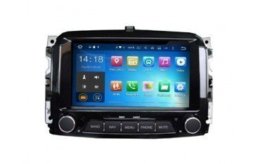 Radio navegador GPS FIAT 500 Android TR1917