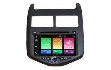 Radio navegador GPS Chevrolet Aveo Android 10 TR1894
