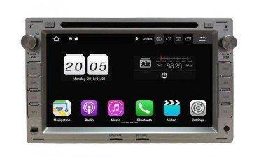 Radio navegador GPS Volkswagen Android 10 TR1700