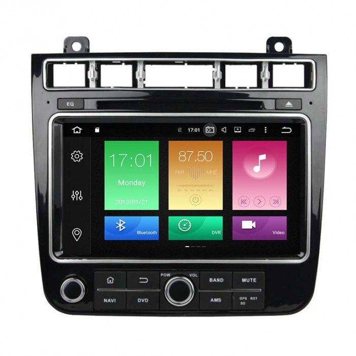 GPS head unit Volkswagen Touareg Android OCTA CORE TR2922