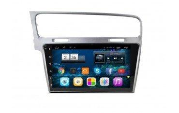Radio monitor 10,2 inch GPS GOLF 7 ANDROID TR1906