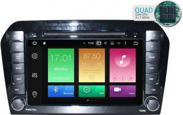 Radio navegador Volkswagen Jetta 2012 - 2015 GPS Android TR1702