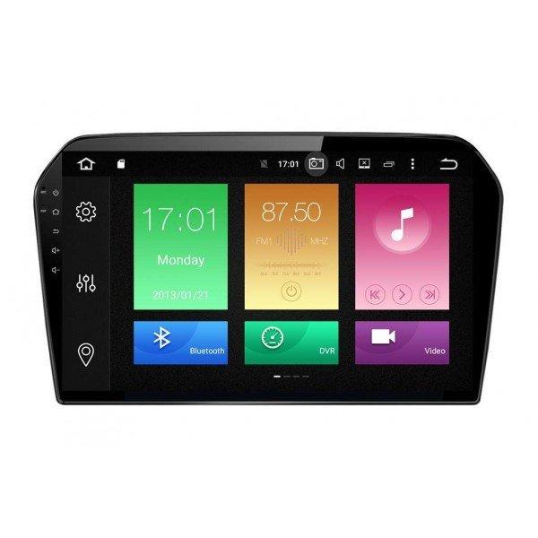 navegador 10,2 Volkswagen Jetta GPS