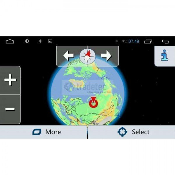 10,2 GPS BORA