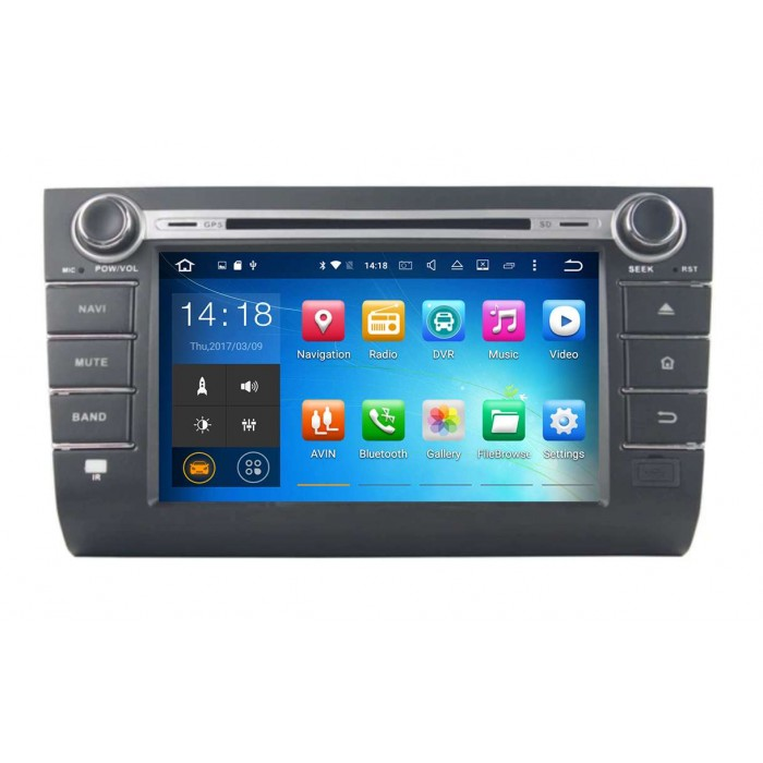 Radio Suzuki Swift GPS