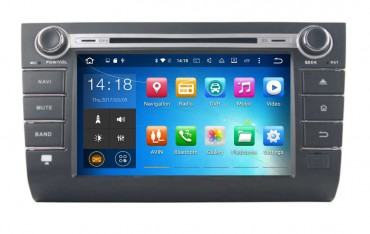 Radio head unit for Suzuki Swift with GPS ANDROID TR3200