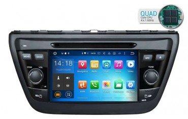 Radio navegador Suzuki SX4 / S Cross GPS Android TR1766