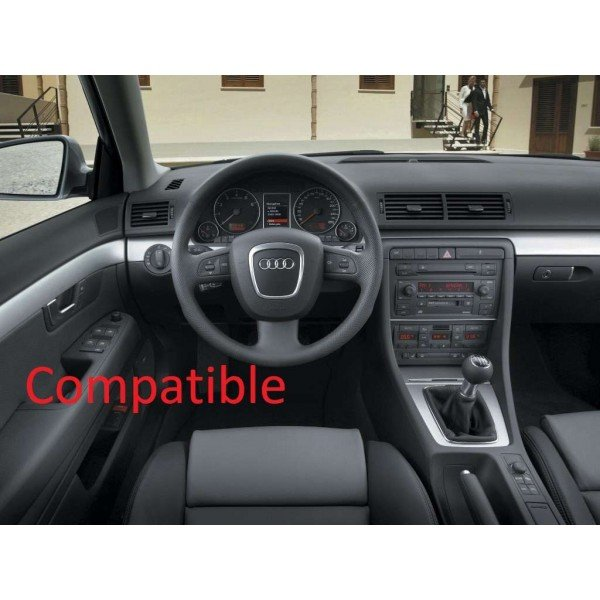 Radio DVD GPS Audi A4 ANDROID 9.0 REF: TR2499