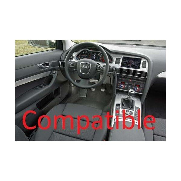 Audi A6 C6 gps