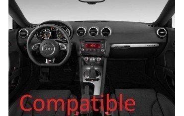 Radio DVD GPS Audi TT ANDROID 9.0 REF: TR2500