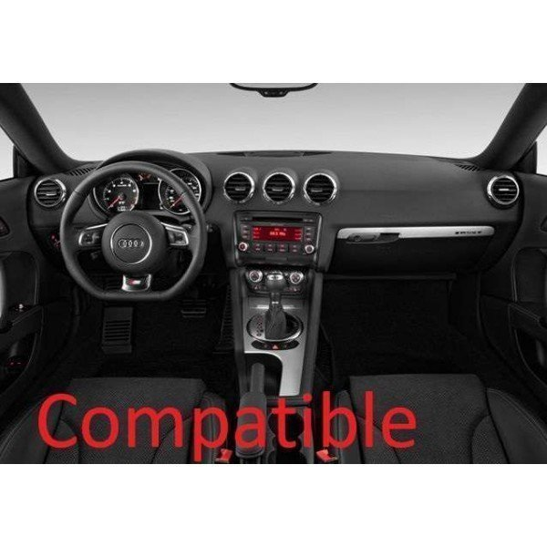 Audi TT gps