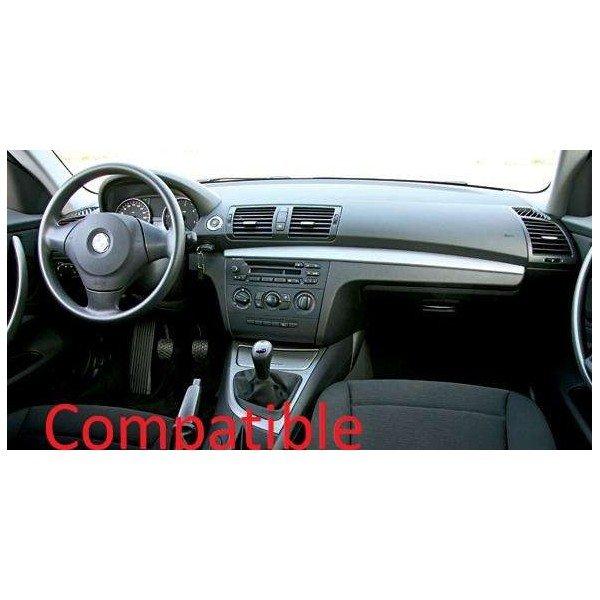 Radio DVD GPS BMW Serie 1 E80 ANDROID 9.0