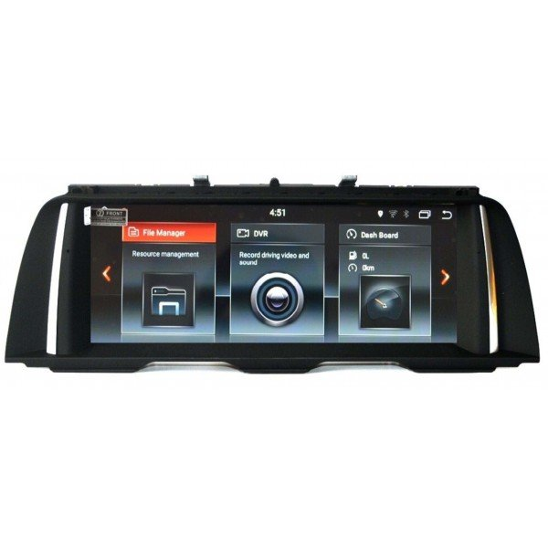 GPS BMW 5 F10 F11 ANDROID