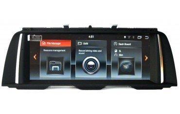 Head unit GPS BMW 5 Series F10 / F11 4G LTE ANDROID TR3209