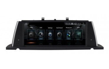 """Monitor 10,25"""" GPS HD BMW 5 GT F07 ANDROID"""