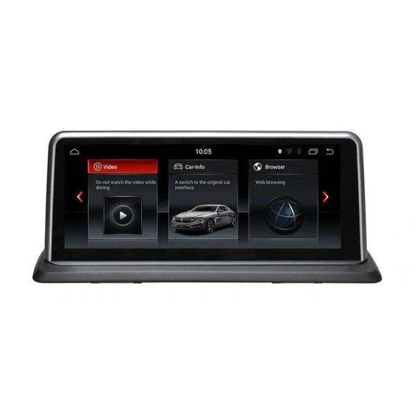 Navegador 10,25 GPS BMW Z4 E85 ANDROID TR3219
