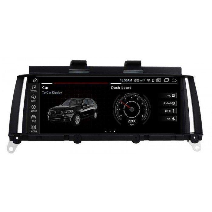 BMW X3 F25 X4 F26 screen 4G LTE octa core