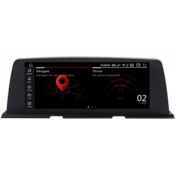 GPS BMW 6 F12 F06 ANDROID 10.25