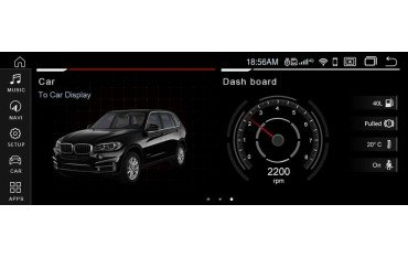 BMW 7 E65 android