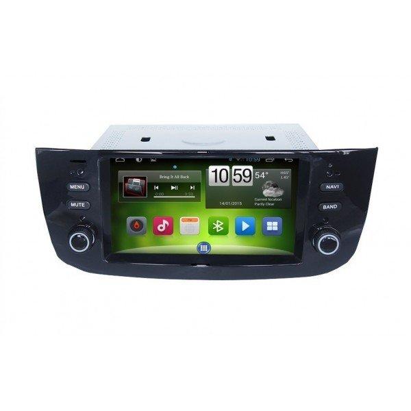 Radio DVD GPS HD FIAT DOBLO / LINEA PURE ANDROID REF: TR1910