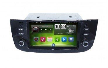 Radio navegador GPS FIAT DOBLO / LINEA Android 10 TR1910