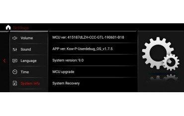 radio android BMW X1 X2