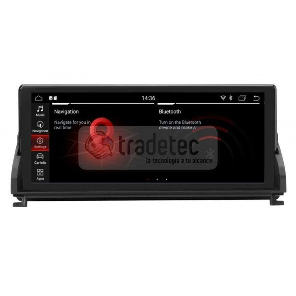 Head unit 10,25 GPS BMW Z4 E89 ANDROID TR3221
