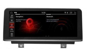 Head unit 10,25 GPS BMW 3 Series F30 / F31 / F34 / F35 ANDROID TR3206
