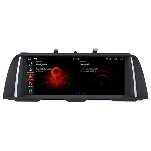 GPS BMW 5 F10 F11 ANDROID 10.25 inch