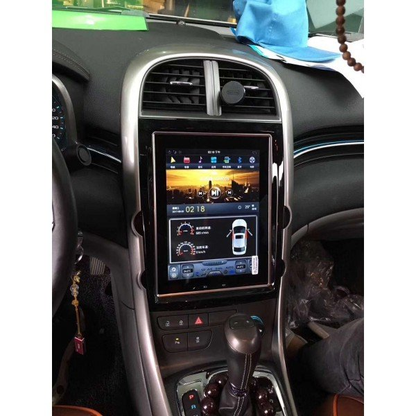 TESLA STYLE Chevrolet Malibu