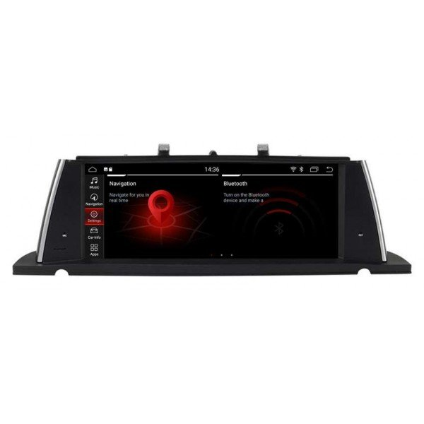"Monitor 10,25"" GPS HD BMW 5 GT F07 ANDROID"