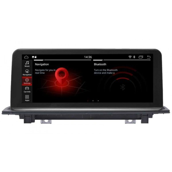 radio android BMW X1