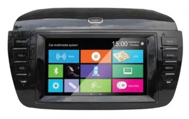 Navegador GPS FIAT DOBLO / OPEL COMBO Android TR1913