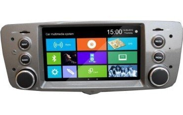 DVD WITH GPS, DVB-T FIAT PALIO / GRAND SIENA REF: TR1915