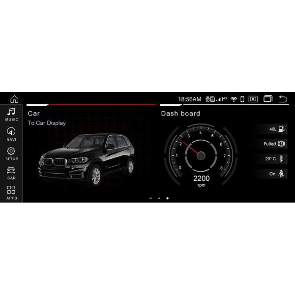 BMW X3 E83 ANDROID 10.25