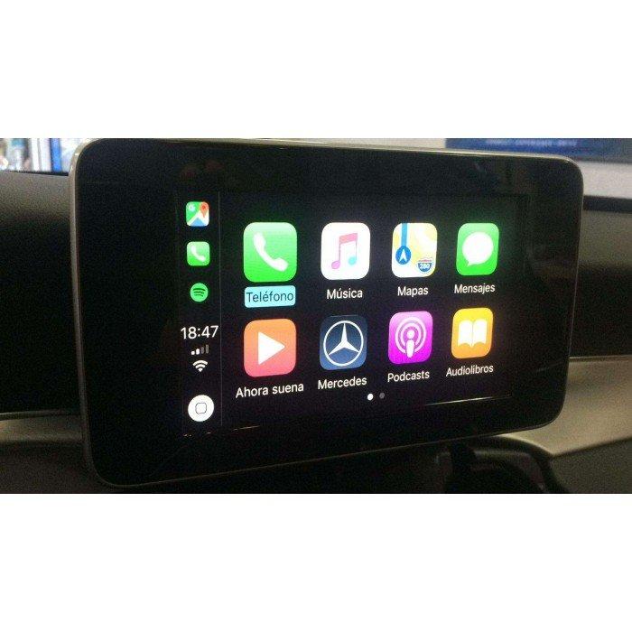 Carplay y Android Auto para vehículos Mercedes REF: TR3146