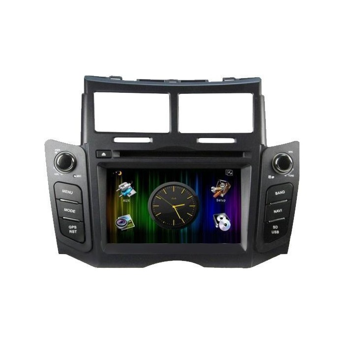 Toyota Yaris 2007 2008 2009 2010 2011 android