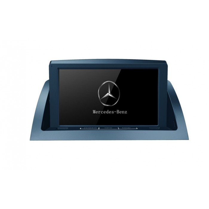 mercedes benz class w204 gps android