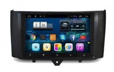 Radio navegador 9 pulgadas GPS Smart ANDROID TR1931