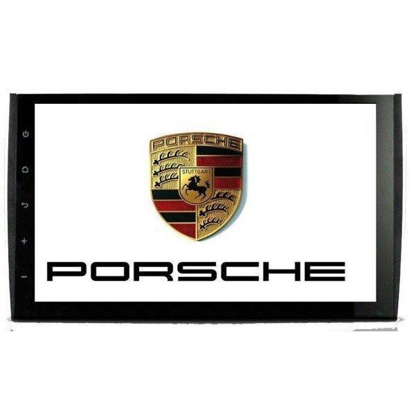 Radio GPS Porsche