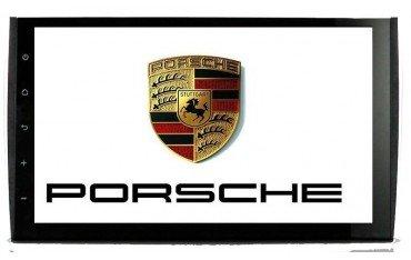 Radio navegador 9 pulgadas GPS Porsche Cayenne ANDROID TR1936
