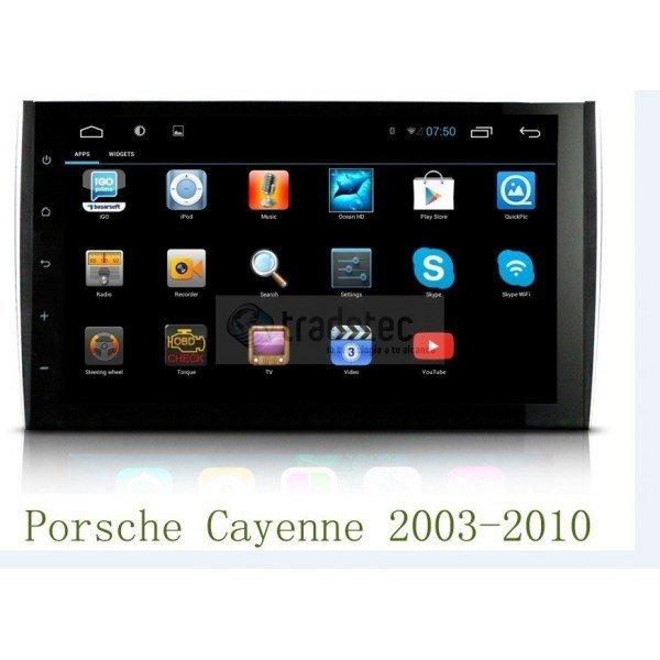 GPS Cayenne