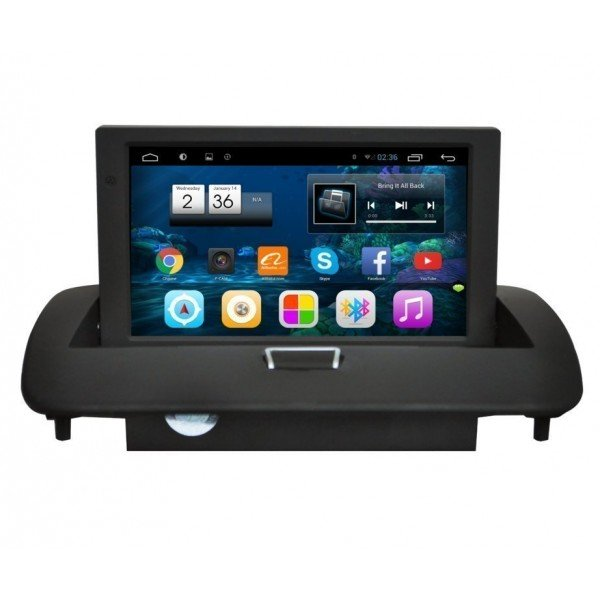 """Monitor 8"""" GPS C40 / S40 / S60 / C30 / C70 / V50 ANDROID REF: TR1937"""