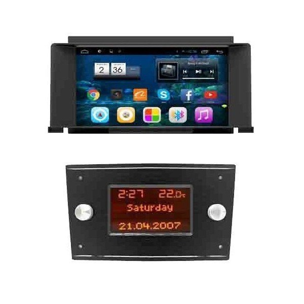 """Radio monitor 9"""" GPS HD OPEL ASTRA H PURE ANDROID REF: TR1938"""